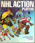 NHL sticker book1974