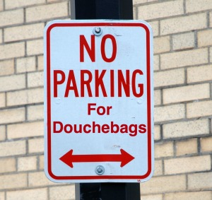 No Parking for DBs